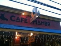 Cafe Mambo, Paia, Maui