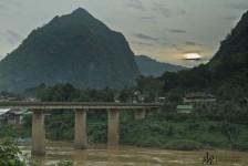 Nong Kiau River Side Hotel, Nong Khiaw, Laos