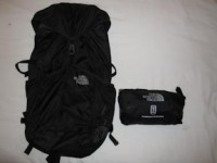 North Face Flyweight Rucksack