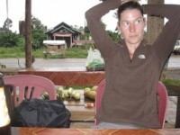 Great Restaurant in Ban Tad Fan, Bolaven Plateau, Laos