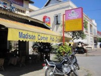 The Madison Corner Pub in Battambang