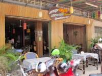 Angkor Thom Restaurant, Battambang, Cambodia