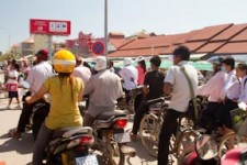 Battambang Diary: A Primer for Motorbike Riding in Cambodia
