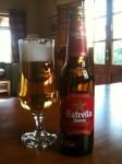 Spanish Beers: Estrella Damm Lager