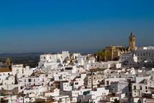 Casa Santiago, Vejer de la Frontera, Cadiz Province, Andalusia, Spain