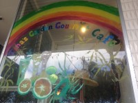 Tina's Garden Gourmet Cafe, Hilo, the Big Island of Hawaii