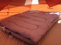 Coleman Tandem 2 Person Sleeping Bag