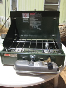 Coleman Two Burner Stove