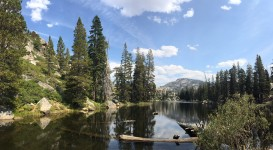 Backpacking in the Emigrant Wilderness
