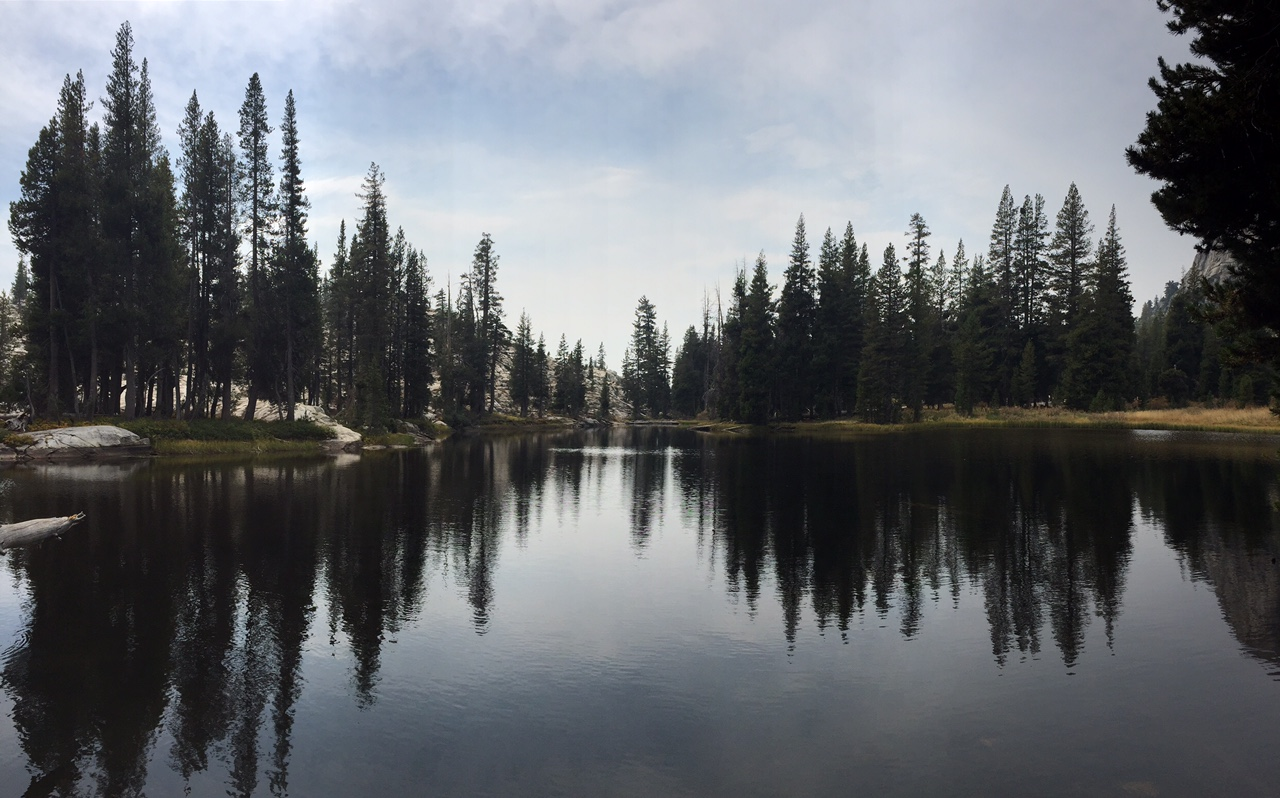 Backpacking in the Emigrant Wilderness – Refractory Road