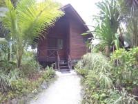Dolphin Bay Resort, Peleliu, Palau