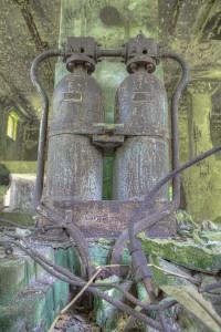Peleliu Japanese Electric Plant 1