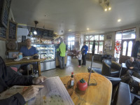 The Sandfly Cafe, Te Anau, New Zealand