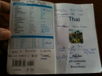 The Subleties of Thai Language