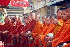 Monk Chants in Battambang, Cambodia