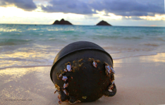 Images of Lanikai Beach, Oahu, Hawaii