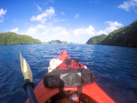 Kayaking and Camping in Palau's Rock Islands
